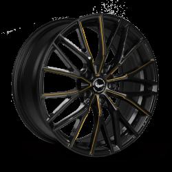 PROJECT 3.0 Black gloss Flashgold