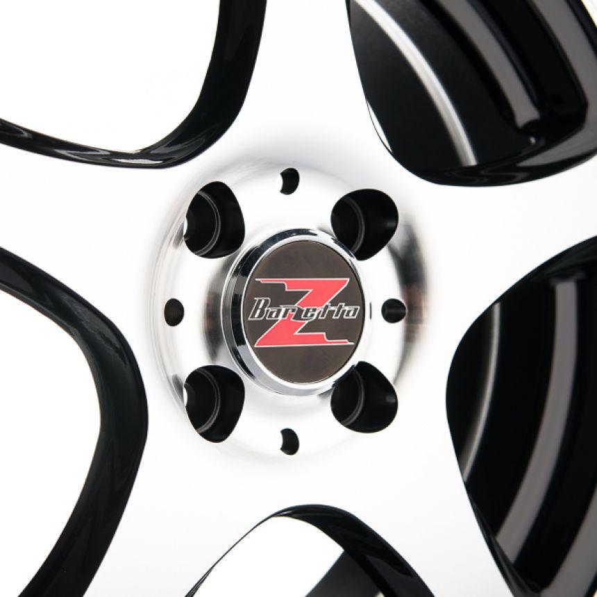 Zeta PolishedBlack