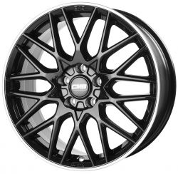 C25 Diamond Rim Black