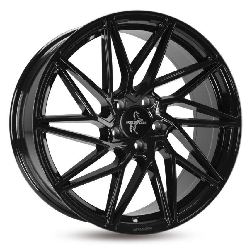 KT20 Black Painted