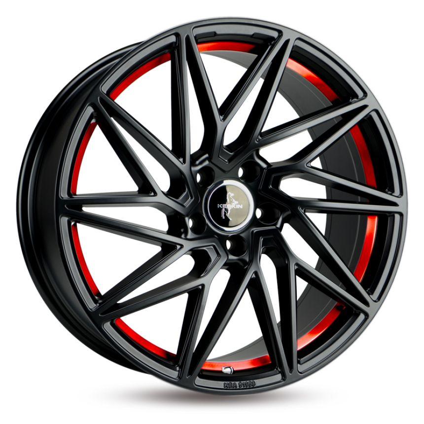 KT20 Black Painted Red Inside