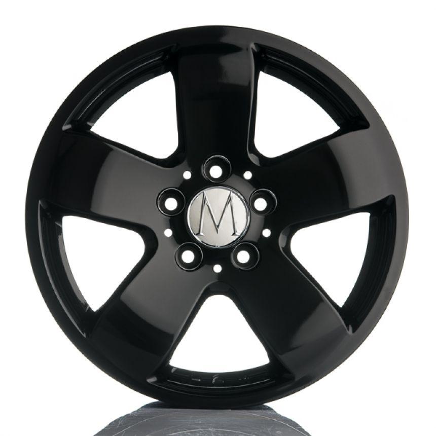 Vanguard Classic Black