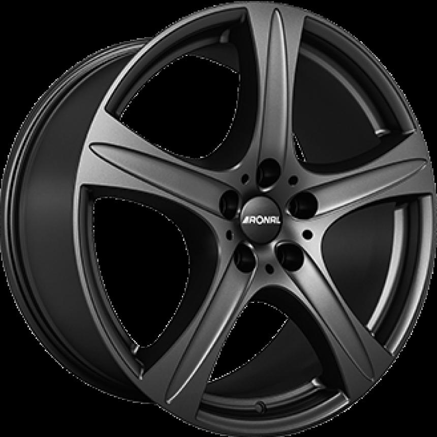 R55 SUV Dull Black