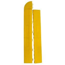 Lattialaatan reunapala, racing yellow naaras 6 kpl