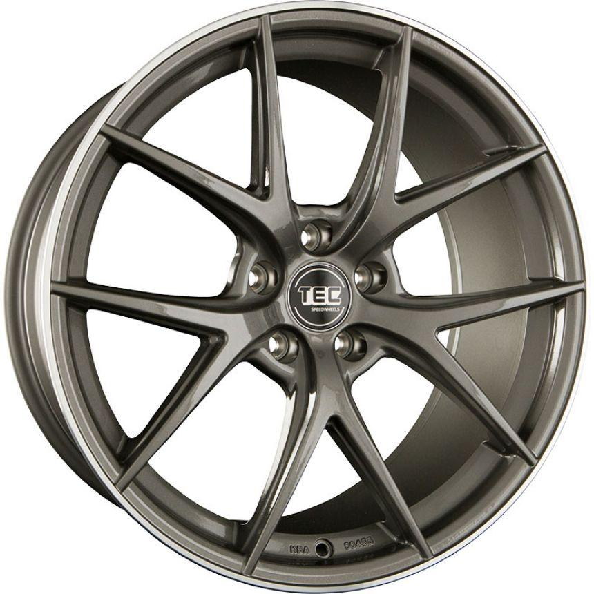 GT6 Dark grey polished lip CB: 63.4