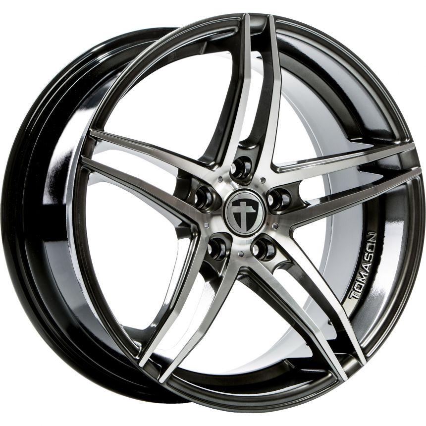 TN12 Dark hyper black polished