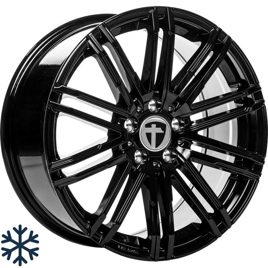 TN18 Black painted