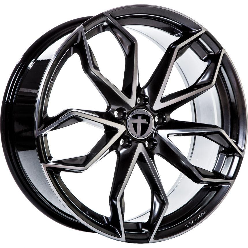 TN22 Dark Hyper black polished
