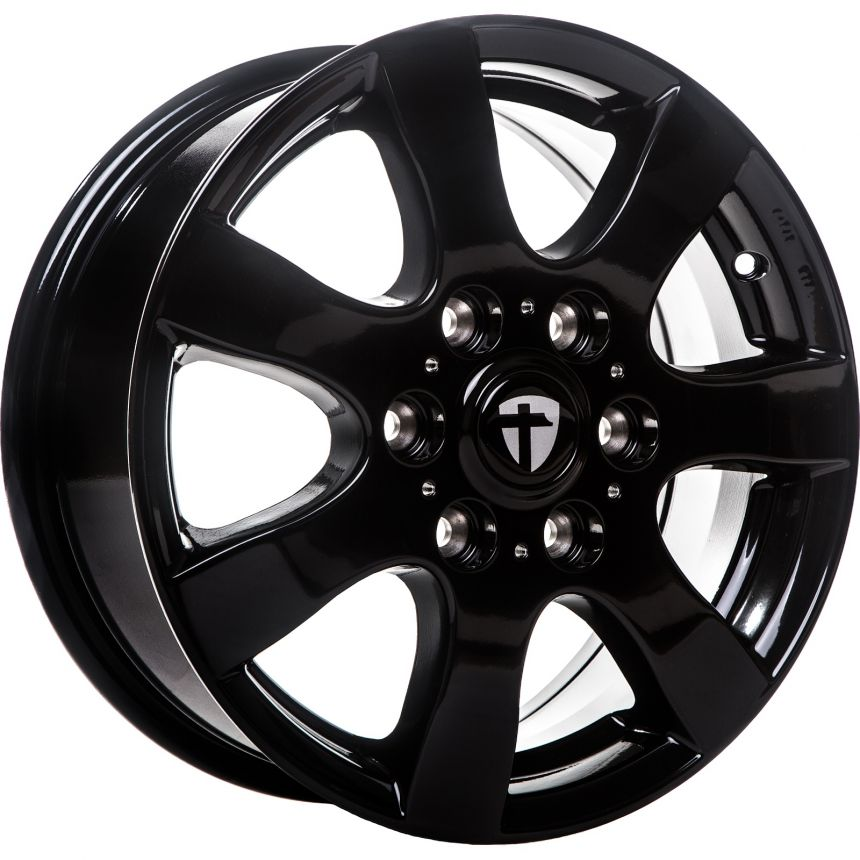 TN3F black painted