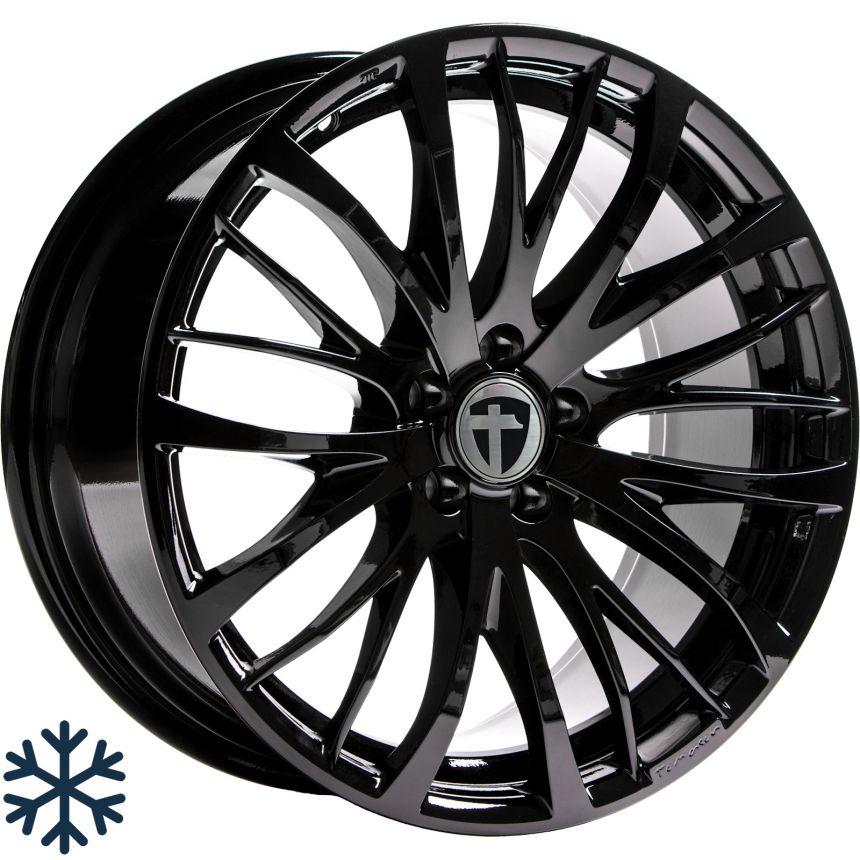 TN7 black painted